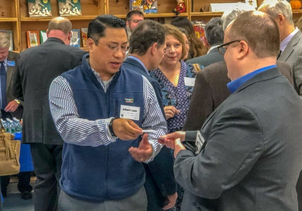 Networking Event Photo